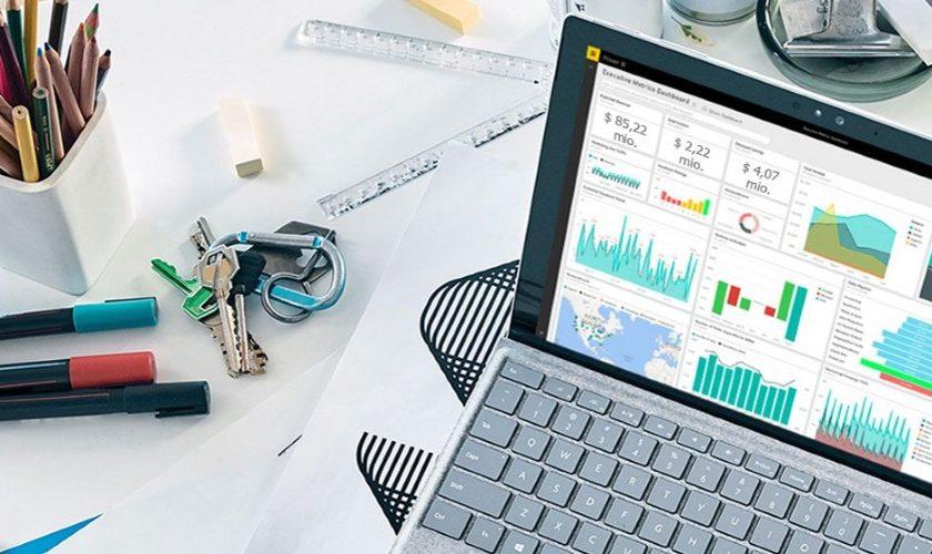 Få fingrene i det brugervenlige Business Intelligence værktøj