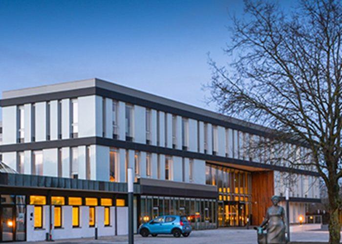 KG Hansen har mange års erfaring med større byggeprojekter