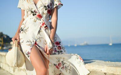 Køb en flot kjole med god samvittighed fra Munthe